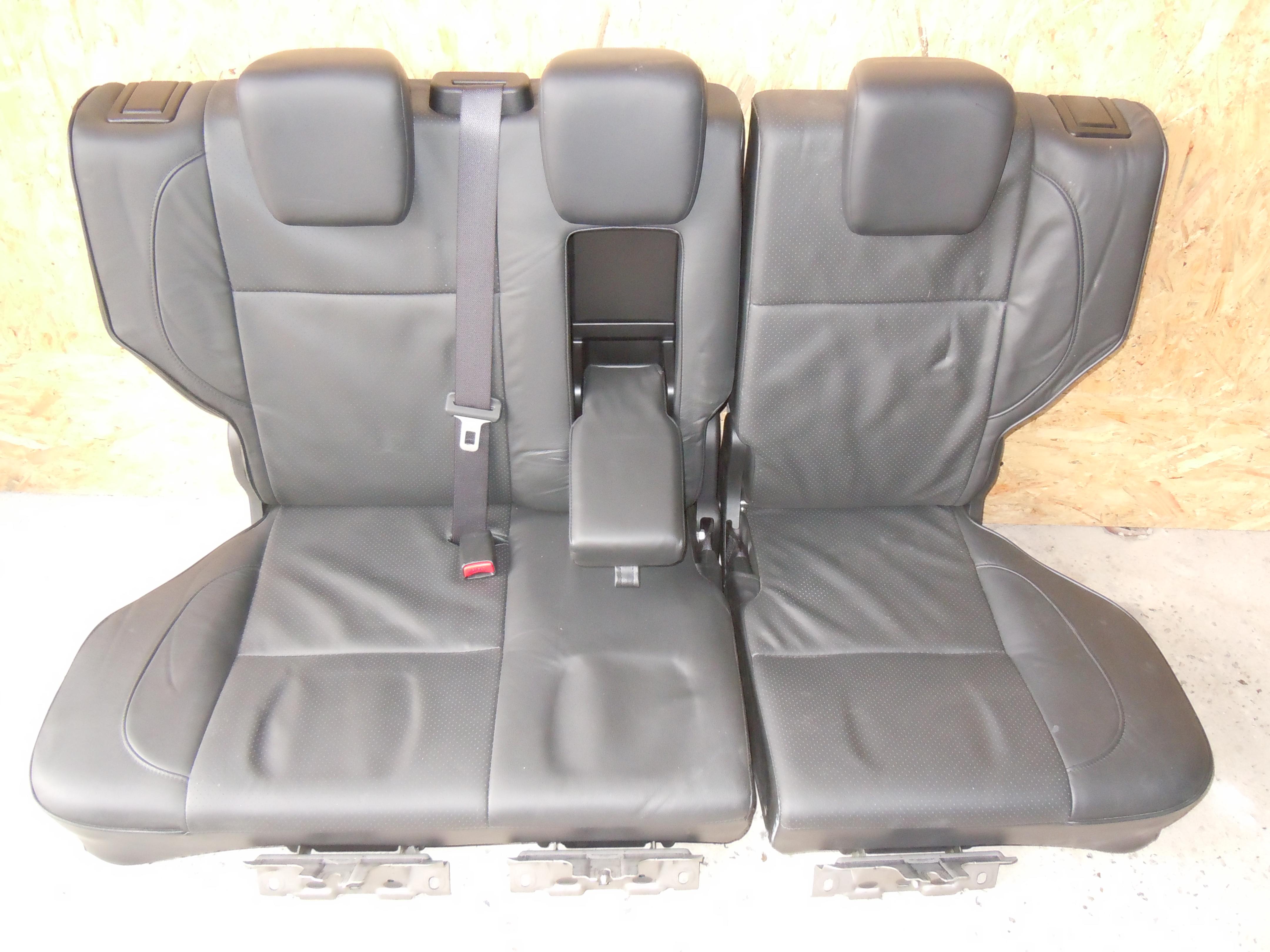 Suzuki Grand vitara 2005-2011 læder/stof - HT Import